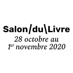 Salon du livre Genève 2020